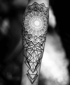 Mandala half sleeve tattoo by dillonforte. Sleeve tattoos for men tell wondrous stories, they mesmerise any onlooker & are sexy as hell. There's nothing quite like a man with a sleeve tattoo. Enjoy!