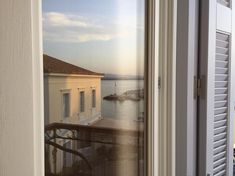 The Alexandris Hotel has 12 rooms with double-glazed windows, decorated in soft natural tones which exude a sense of warm hospitality, ensuring that your stay in Spetses will be an enjoyable experience. Double Glazed Window, Greek Islands, Hospitality, Greece, Rooms, Windows, Warm, Natural, Beautiful