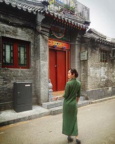 Beijing Hutongs Wudaoying