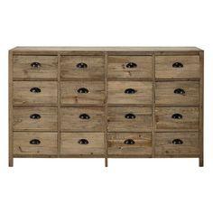 Woodpecker - Cabinet de rangement en sapin