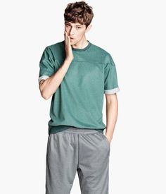 h and m sport 0002 Sean OPry & Mathias Lauridsen Get Sporty with H&M