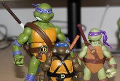 Everyone's favorite Ninja Turtle (or mine, at least), Donatello!