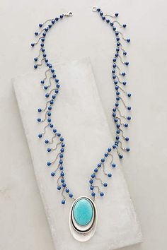 Opuntia Pendant Necklace - anthropologie.com