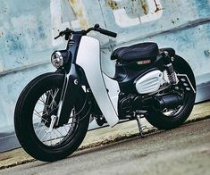 Check Out This Brawny But Still Charming Custom Honda Super .-Check Out This Brawny But Still Charming Custom Honda Super Cub - Honda Cub, C90 Honda, Cub Scout Law, Cub Scouts Wolf, Cub Scout Games, Cub Scout Activities, Cub Cadet Tractors, Cubs Wallpaper, Leopard Cub