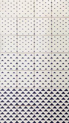 VICCO tiles | design by davidpompa | Uriarte Talavera tiles | handpainted | handmade in México: