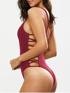 GET $50 NOW | Join RoseGal: Get YOUR $50 NOW!http://www.rosegal.com/one-pieces/lacing-one-piece-swimsuit-1034657.html?seid=4qkln940k5q0g50kaltn5movu4rg1034657