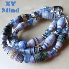 aes Cyprium: collaborando con XV Mind, II puntata. Che cos'è il quilling? Paper Bead Jewelry, Paper Beads, Beaded Jewelry, Handmade Jewelry, Beaded Bracelets, Fabric Beads, Quilling, Turquoise Bracelet, Bangles