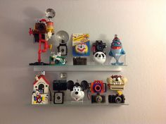 toy and novelty camera collection