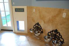 South Jacksonville - mediterranean - laundry room - jacksonville - Cote Renard Architecture