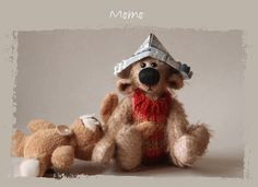 Teddy Bear Momo