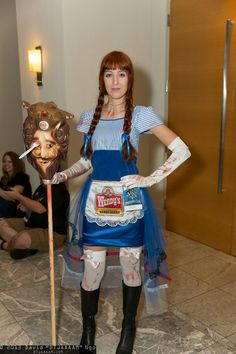 Wendy kills The Burger King! Epic!