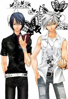 Zombie loan! I freaking love these two guys n.n