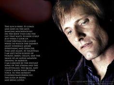 #ViggoMortensen #poetry #love #quotes www.fb.com/ViggoMortensensArt