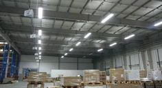 200W High Bay Low LED Shop Light