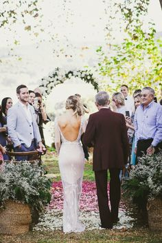 Glamorous, Budget-Savvy and Bohemian Wedding in South Africa: Jean & Brett · Rock n Roll Bride Glamorous Wedding, Dream Wedding, Farm Wedding, Wedding Designs, Wedding Styles, Wedding Ceremony, Wedding Venues, Bride Groom Photos, Long Sleeve Wedding