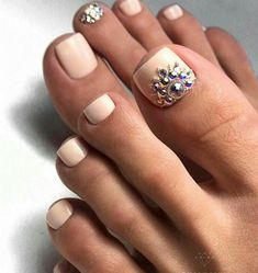 619 Best Toe Nail Art Images On Pinterest In 2018 Toe Nails
