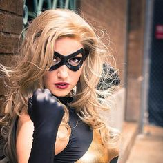 Leather Mask Ms. Marvel Cosplay Carol Danvers Woman Super Heroine Sexy Masquerade Halloween Costume Carnival Party Black Cat Harley Quinn on Etsy, $35.00