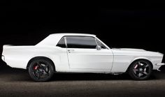 1967 Ford Mustang Coupe - The Underdog - Modified Mustangs & Fords Photo & Image Gallery