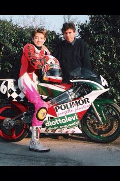 1993 first year in MotoGP