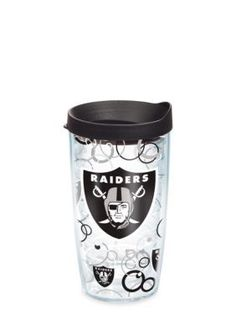 Tervis  16-oz. Oakland Raiders Bubble Up Tumbler