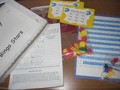Send kids home with math game kit lessons!!  Each kid can take one home a night!