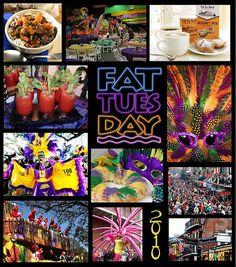 Visit New Orleans for Mardi Gras!