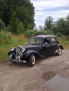 Citroën Traction Avant 11CV
