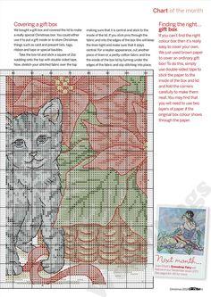 Cross Stitch Collection 216 рождество 2012. Обсуждение на LiveInternet - Российский Сервис Онлайн-Дневников