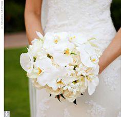 bouquet orchids wedding - Pesquisa Google
