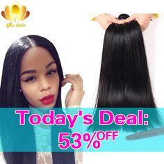 Saçlarin kapatilmasi Hair Weaving 8A Grade Peruvian Virgin Hair 3Pcs Peruvian Straight Virgin Hair,Afee Hair Products Cheap Peruvian Virgin Human Hair Bundles ** Bu bagli bir çam AliExpress oldugunu.  Resmi tiklayarak detaylari AliExpress web sitesinde gorebilirsiniz.