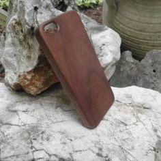Cover in legno di palissandro ultrasottile per iphone 5/5s