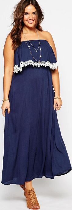 vintage style plus size neo hippie frock - article updated - http://www.boomerinas.com/2012/07/29/boho-chic-hippie-clothes-plus-size-maxi-dresses/