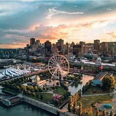 Have you ever visited the Old Port of Montreal ( Back in the earl… – All Pictures Old Montreal, Montreal Ville, Montreal Canada, Canada Pictures, All Pictures, Westminster, Seattle Skyline, Paris Skyline, Toronto