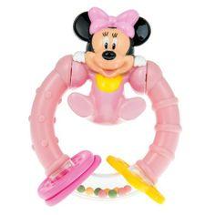 Clementoni Disney Minnie Mouse Active Rattle 14382. .