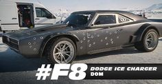 Is Dom ready for the snow-covered road? #IceCars #FastFridays #F8