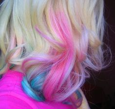 Yes digging candy land hair