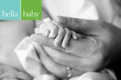 Bella Baby Photography, Photographer: Kimberly Stotlar, #newborn #hospital #lifestyle #hand