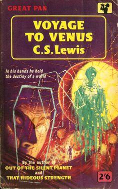 Voyage to Venus - Artist: S.R. Boldero