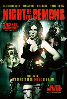 I thought this was an awesome raunchy film that gets u laughing, jumping, grossing, seeing. it the one u should go & watch.