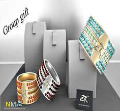 Zara Kent Bangles Virtual Secrets Gift The Virtual Secrets sales room is open and many designers have put out freebies, dollarbies and special offers. One freebie is from zk Zara…