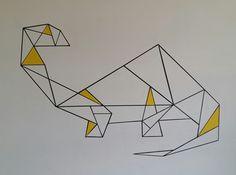 Geometric Dinosaur