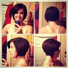 28 Latest Chic Bob Hairstyles for 2015 - Pretty Designs This.