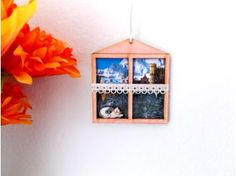 Tolle Bastelanleitungen im Herbst gibt es auf Bastelschachtel.at! Frame, Home Decor, Craft Tutorials, Decorating, Autumn, Amazing, Handarbeit, Patterns, Picture Frame