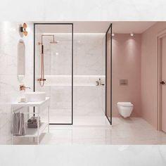 amazing bathroom design ideas for you to copy 10 ~ mantulgan.me amazing bathroom design ideas for. Contemporary Interior Design, Bathroom Interior Design, Interior Shop, Contemporary Style, Interior Styling, Bathroom Inspiration, Bathroom Ideas, Budget Bathroom, Bathroom Designs
