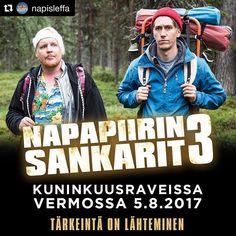 Tule morjestamaan leffan päätähtiä (paikalla mm. @j.vatane❗️) ja nappaamaan selfie Vermossa järjestettävissä Kuninkuusraveissa ensi lauantaina klo 15-16 👋📸#vermo #ravit #kuninkuusravit #kuninkuusravit2017 #kunkkarit #kunkkarit2017 @kuninkuusravit2017 @nordiskfilmfinland @finnkino_fi @storyhill_events @savonkinot.fi @biorex.fi @hevosurheilu