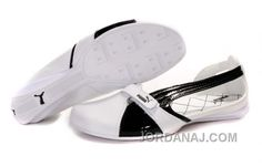 http://www.jordanaj.com/womens-puma-bwm-sandals-white-black-discount.html WOMEN'S PUMA BWM SANDALS WHITE/BLACK DISCOUNT Only $63.00 , Free Shipping!