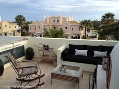 2 bedroom duplex apartment with jacuzzi in Vale de Lobo Loulé, Algarve, Portugal - It has an open plan character with beautiful views over the landscaped gardens. - http://www.portugalbestproperties.com/component/option,com_iproperty/Itemid,7/id,1247/view,property/