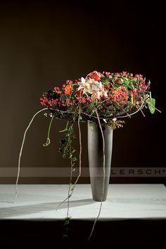 Floral design by artist Gregor Lersch •