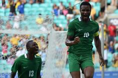 Team Nigeria Captain, John Obi Mikel, scored a goal and also provided an assist…