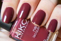 Kiko 364 - Dark Crimson